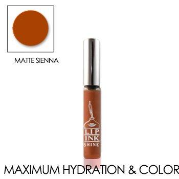 Wax Free Matte Moisturizing Lip Stain (Matte Sienna)