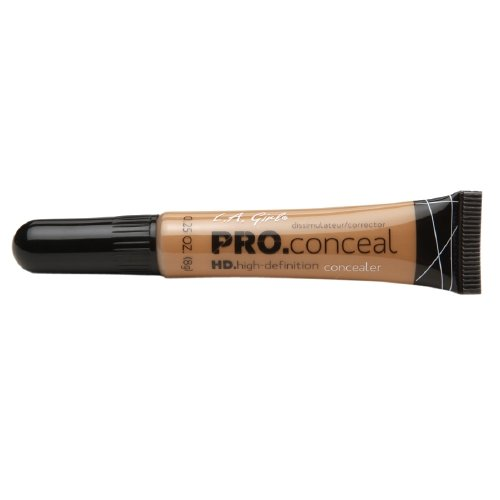 L.A. Girl Pro Conceal HD Concealer, Cool Tan 0.25 oz. (8 g)