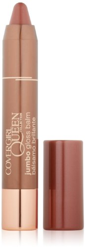 COVERGIRL Queen Collection Jumbo Gloss Balm Bronze Bling Q875, 0.13 Oz
