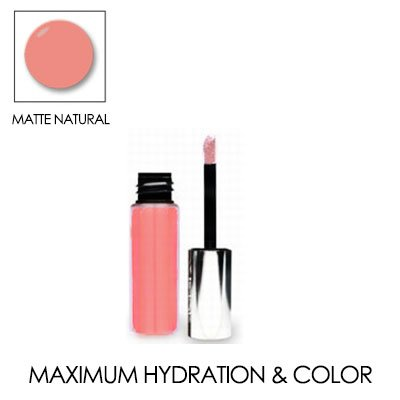 LIP INK Matte Moisturizing Lip Stain Trial Size 0.12 OZ./ 3.5 ML. (Matte Natural)