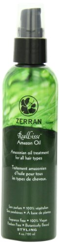 Zerran Amazon Oil Serums, 4 Ounce