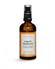 Erbaviva Lemon Sage Deodorant Organic Deodorant