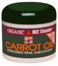 Organic Root Stimulator Carrot Oil Jar- 6 oz