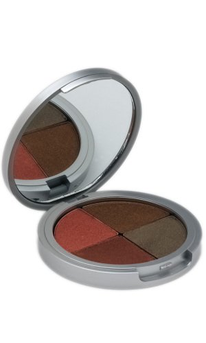 The Organic Face 100% All Natural Quad Eyeshadows – Mesa