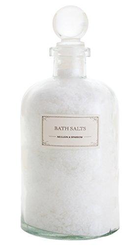 Mullein & Sparrow – Organic Detoxifying Bath Salts (9 oz)