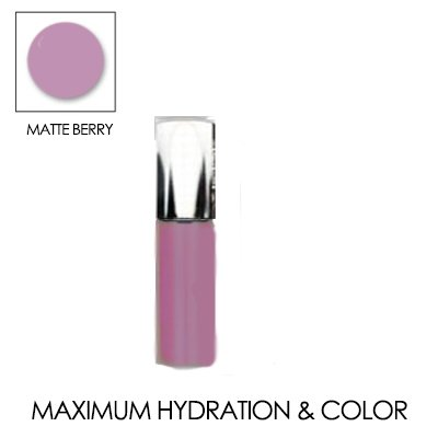 LIP INK Matte Moisturizing Lip Stain Trial Size 0.12 OZ./ 3.5 ML. (Matte Berry)