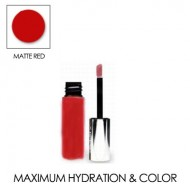 LIP INK Matte Moisturizing Lip Stain Trial Size 0.12 OZ./ 3.5 ML. (Matte Red)