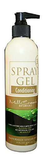 Mill Creek Conditioning Spray Gel – 8 fl. oz/ 240 ml