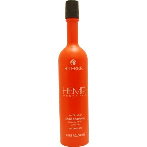 Hemp with Organics Shine Shampoo By Alterna for Unisex Shampoo, 10.1 Ounce