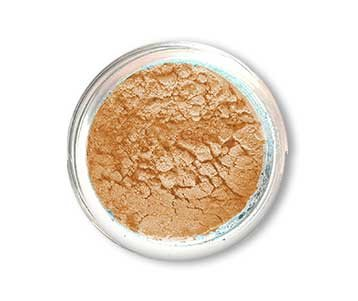 SpaGlo® Beige Beauty Mineral Eyeshadow- Warm Based Color