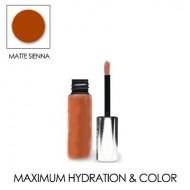 LIP INK Matte Moisturizing Lip Stain Trial Size 0.12 OZ./ 3.5 ML. (Matte Sienna)