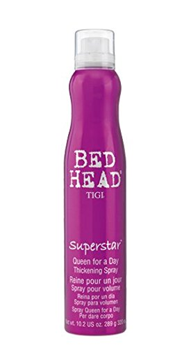 TIGI Bed Head Superstar Queen for A Day Thickening Hair Spray, 10.2 Ounce