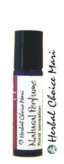 Herbal Choice Mari Natural Perfume Floral Sensation 10ml/ 0.33oz Roll On (Organic)