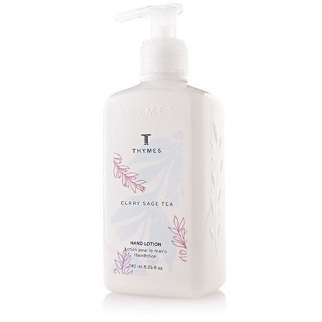 Thymes Clary Sage Tea Hand Lotion
