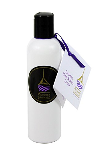 Pelindaba Lavender Hand & Body Lotion – Lavender – 4 fl oz