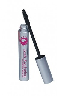 The Organic Face 100% All Natural Lash Explosion Mascara – Black