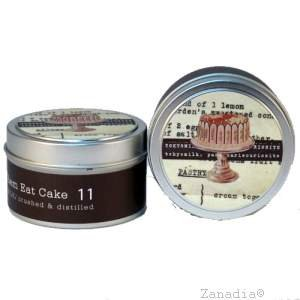 Tokyo Milk's 6 oz Tin Candle Let Them Eat Cake No 11