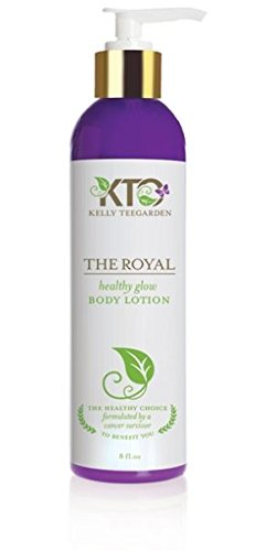 Kelly Teegarden Organics The Royal Healthy Body Lotion, 8 OZ