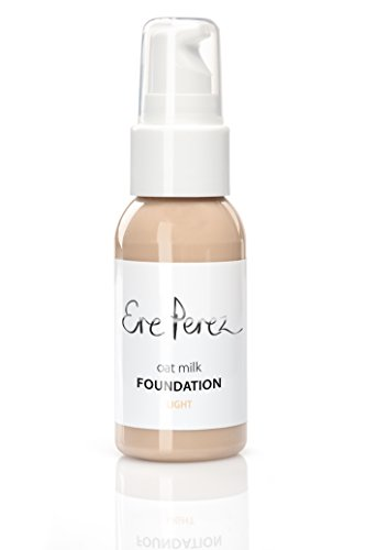 Ere Perez – Natural Oat Milk Liquid Foundation (Light)