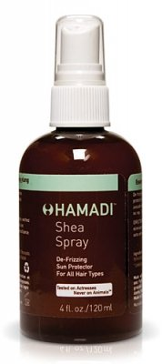 Hamadi Organics Shea Spray 4 fl oz