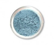 SpaGlo® Pale Aqua Mineral Eyeshadow- Warm Based Color