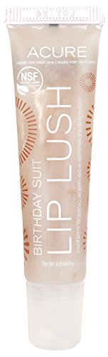 Acure Organics Lip Lush Birthday Suit — 0.5 oz