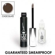 LIP INK Organic Vegan Waterproof Eyeshadow Gel – Chocolate