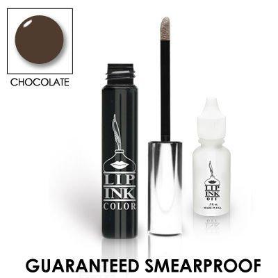 LIP INK Organic Vegan Waterproof Eyeshadow Gel – Chocolate