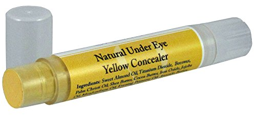 Concealer – Natural Paraben Free – Non-Toxic – Yellow