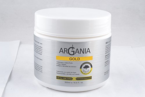 Argan Oil Deep Hydrating Mask 500ml (16.9oz) .