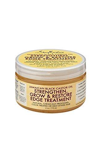Shea Moisture Jamaican Black Castor Oil Strengthen, Grow & Restore Edge Treatment 4oz