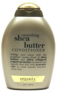 Organix Smoothing Conditioner, Shea Butter, 13 Ounce (Pack of 2)