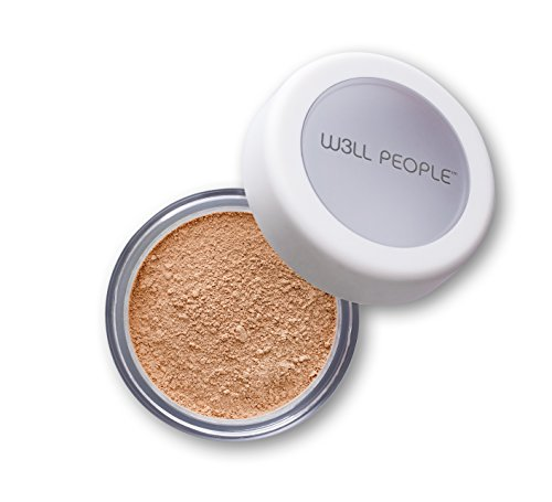 W3LL PEOPLE – Realist Satin Mineral Setting Powder (Dark (23))