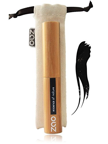 Zao Organic Makeup – Liquid Eye Liner Black 060 – 0.2 oz.