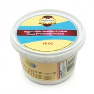 Authentic Organic African Shea Butter FILTERED & CREAMY 16 Oz