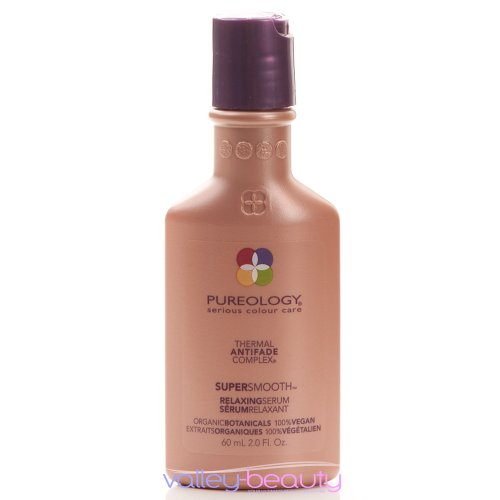 Pureology Antifade Complex Super Straight Relaxing Hair Serum 2.0 oz