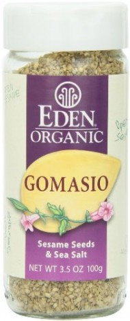 Eden Organic Gomasio, 3.5 Ounce (Pack of 12)