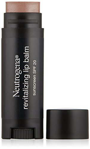 Neutrogena Revitalizing Lip Balm, Soft Caramel 50, 0.15 Ounce