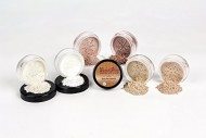 Mineral Makeup XL KIT Full Size Foundation Set Sheer Bare Skin Powder Cover (Warm (neutral-most popular))