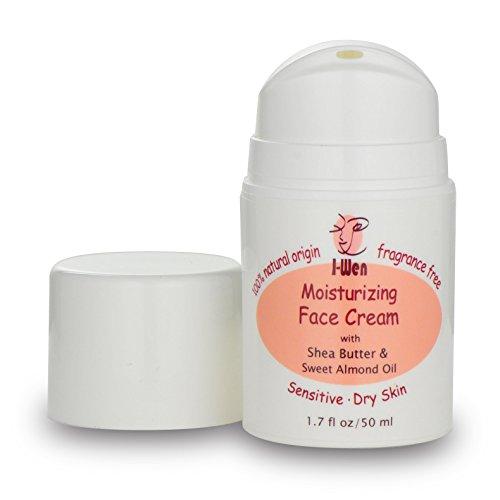 I-Wen All Natural Moisturizing Face Cream – 1.7 fl oz (50ml)