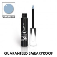 LIP INK Organic Vegan 100% Smearproof Liquid Lip Stain, Pleiadian Blue