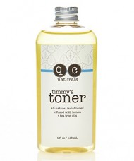 Timmy's Toner, 100% Organic Facial Toner, Made With Only 5 Pure Ingredients, 4 Fluid Ounce