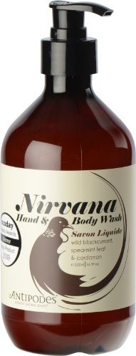 Antipodes Organic Nirvana Hand & Body Wash