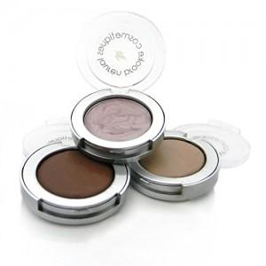 lauren brooke cosmetiques creme eyeshadows dark cocoa