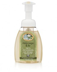 Oregon Soap Company – Clary Sage & Fir, Foaming Castile Hand Soap, Made with USDA Certified Organic Oils (8.3 oz)