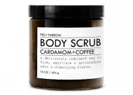 FIG+YARROW Organic Cardamom + Coffee Body Scrub (16oz)