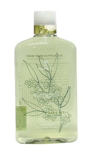 Thymes Body Wash, Eucalyptus, 9.25-Ounce Bottle