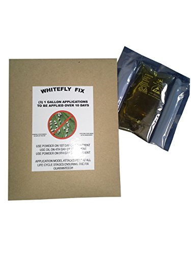 White Fly Fix Pesticide Spray Organic Non-toxic 10 day application cycle!