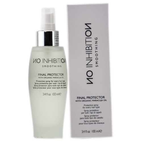 No Inhibition Final Protector W/maracujva Oil 3.4oz