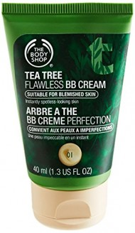The Body Shop Tea Tree BB Cream, Light, Tea Tree, 1.3 Ounce